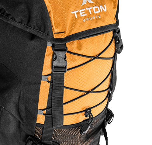 TETON Sports Scout 3400 Internal Frame Backpack Front Side