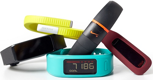Different Kinds of Fitness Trackers