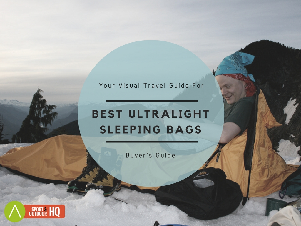 best ultralight sleeping bags