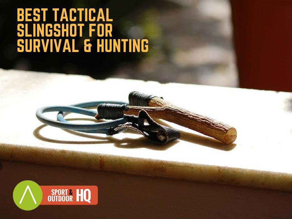 Best Tactical Slingshot