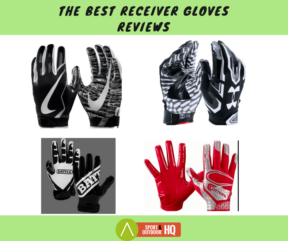 best receiver gloves