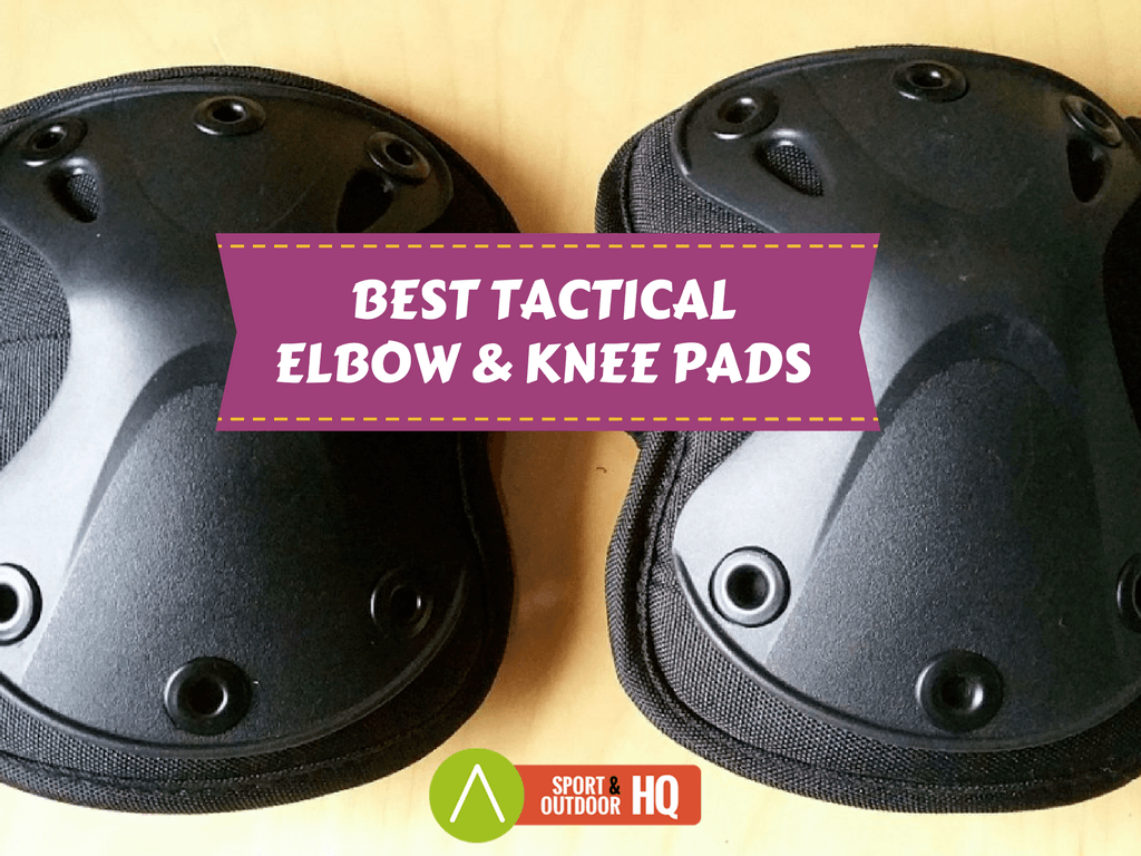 best tactical elbow pads