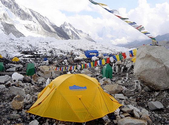base camp tents with stove