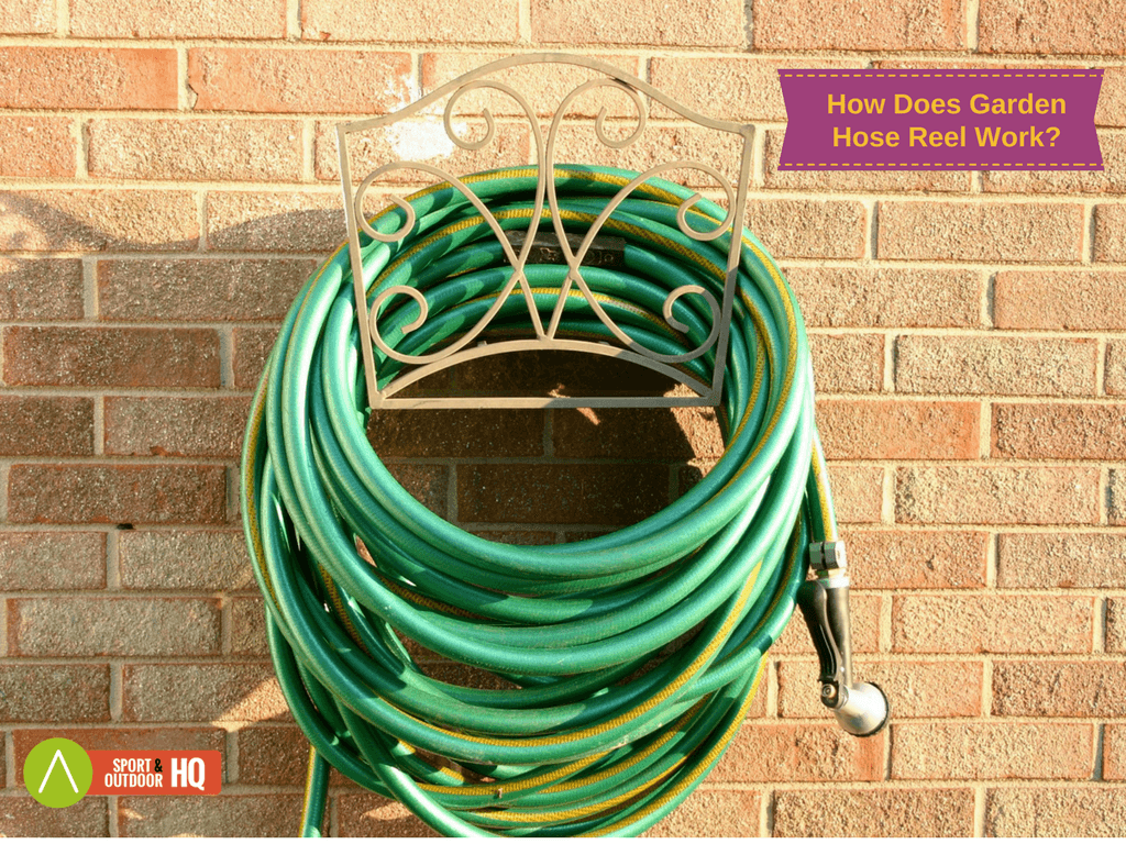 How Does Garden Hose Reel Work_