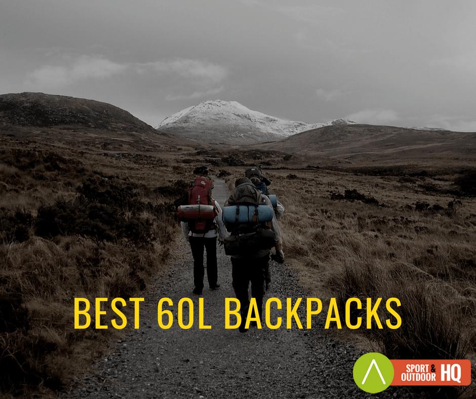 Best 60 Liter Backpack
