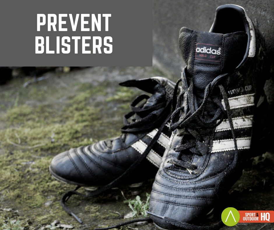 Prevent Blisters from Soccer Cleats