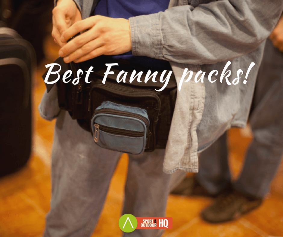 Best Fanny Packs for travel