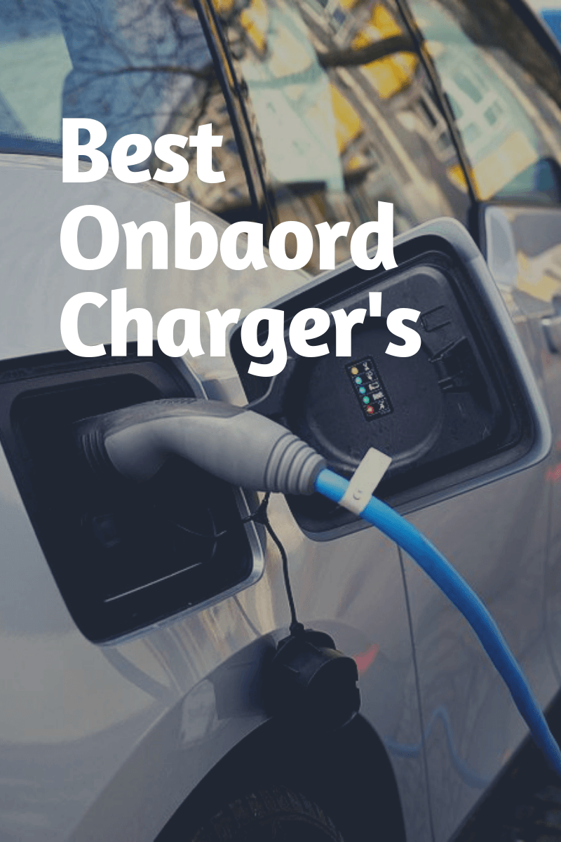 best onboard chargers