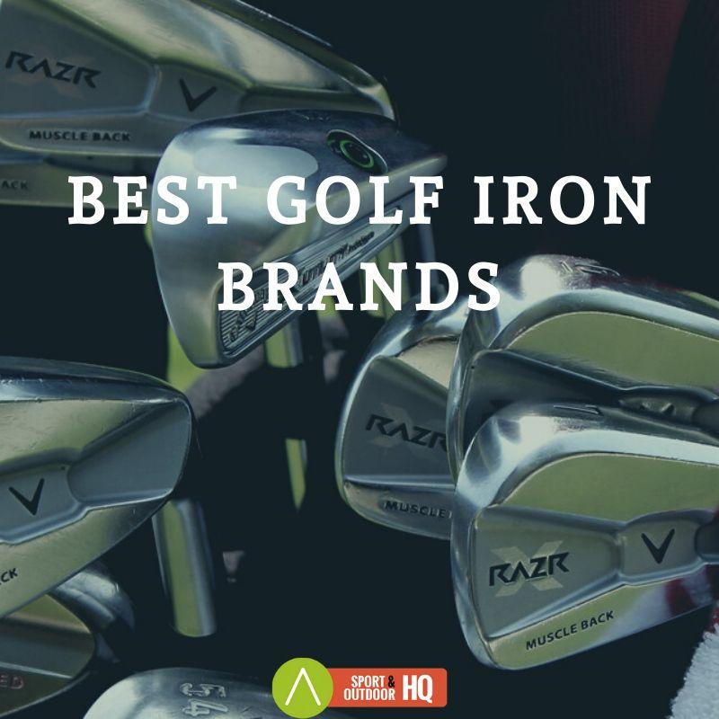 best 8 golf iron brands