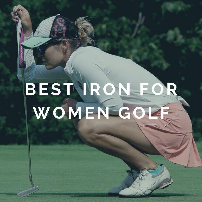 Best iron for women golf