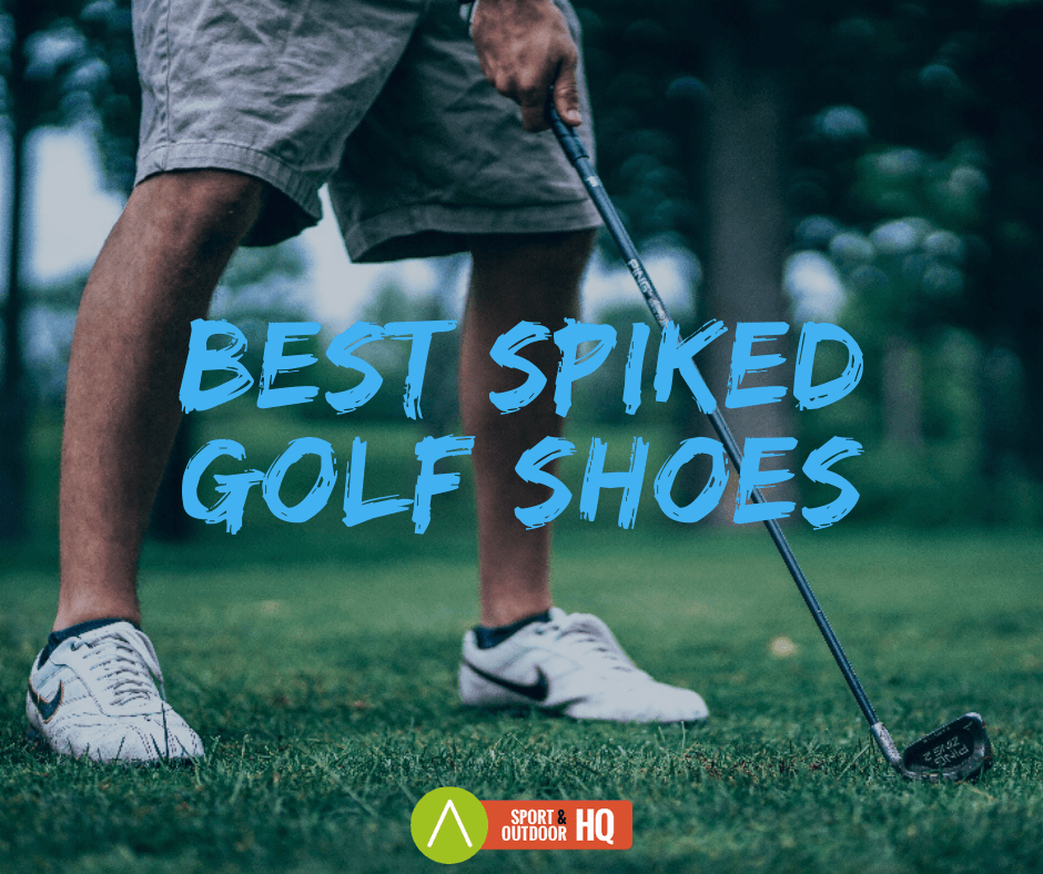 best spiked golf shoes